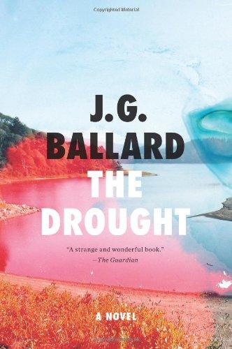 Drought A Novel  2012 edition cover