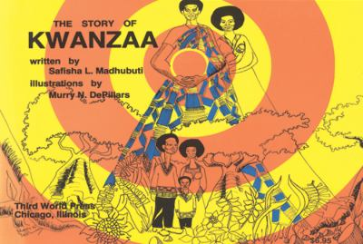 Story of Kwanzaa  Reprint 9780883780015 Front Cover