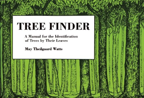 Master Tree Finder   1998 (Revised) edition cover