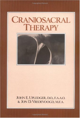 Craniosacral Therapy   1983 edition cover