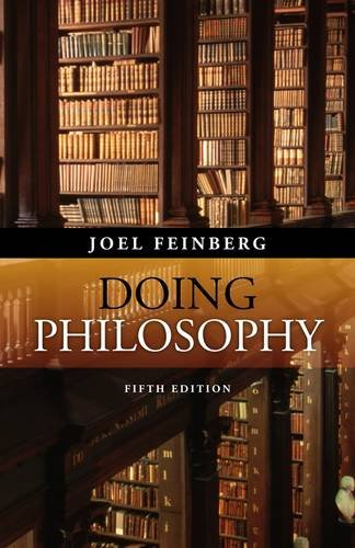 Doing Philosophy:   2013 edition cover