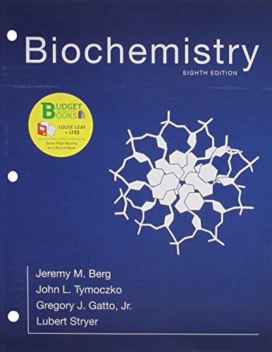 Biochemistry:   2015 edition cover