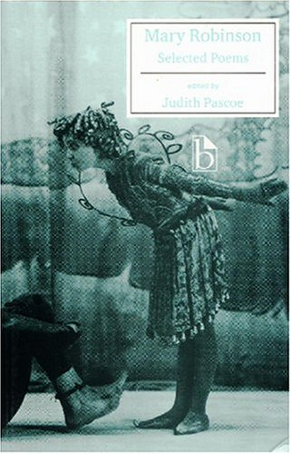 Mary Robinson Selected Poems   2000 edition cover
