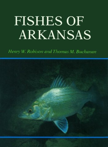 Fishes of Arkansas  N/A edition cover