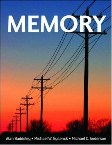 Memory   2009 edition cover
