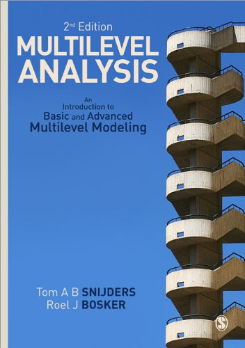 Multilevel Analysis An Introduction to Basic and Advanced Multilevel Modeling 2nd 2012 edition cover
