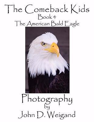Comeback Kids, Book 4, the American Bald Eagle   2008 9781935118015 Front Cover