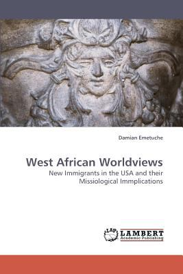West African Worldviews  N/A 9783838310015 Front Cover
