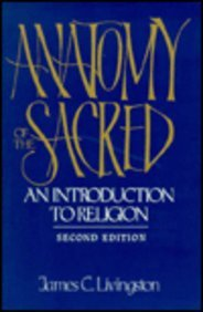 Anatomy of the Sacred An Introduction to Religion 2nd edition cover
