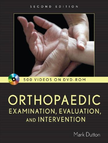 Orthopaedic Examination, Evaluation, and Intervention  2nd 2008 edition cover