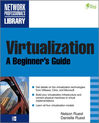 Virtualization   2009 (Guide (Instructor's)) 9780071614016 Front Cover