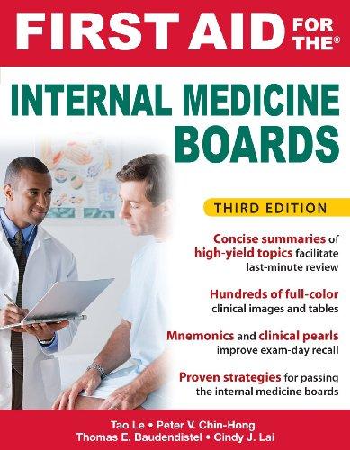 Internal Medicine Boards  3rd 2011 edition cover