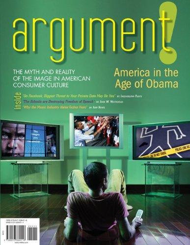 Argument!   2011 edition cover