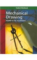 Mechanical Drawing Student Workbook 13th 2003 9780078251016 Front Cover