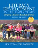 Literacy Development in the Early Years Helping Children Read and Write 8th 2015 edition cover