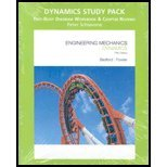 Dynamics Study Pack  5th 2008 9780136140016 Front Cover