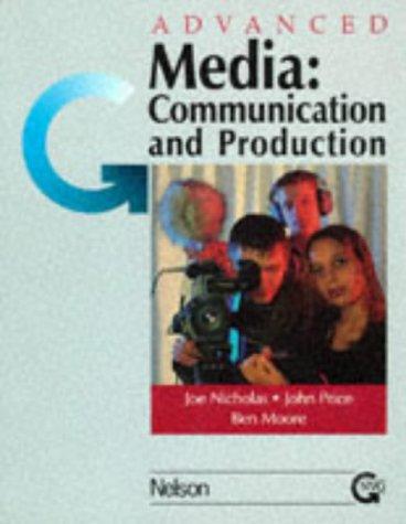 Advanced Gnvq Media:   2000 edition cover