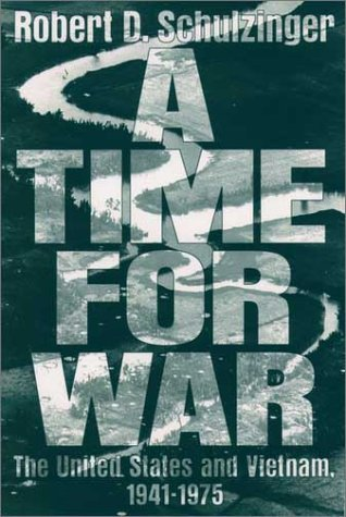 Time for War The United States and Vietnam, 1941-1975  1998 edition cover