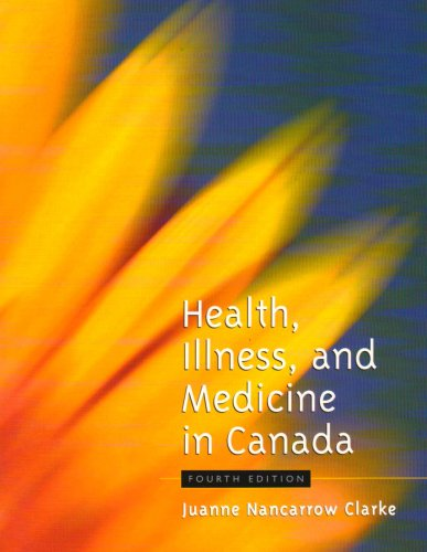HEALTH,ILLNESS,+MEDICINE IN CA 4th 2004 edition cover