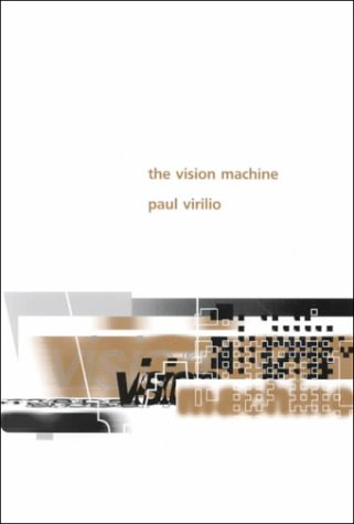 Vision Machine   1994 9780253209016 Front Cover