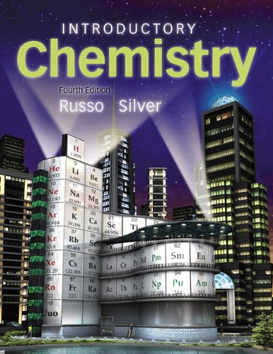 Introductory Chemistry  4th 2011 edition cover