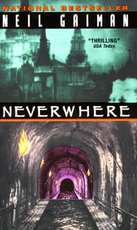 Neverwhere   1997 edition cover