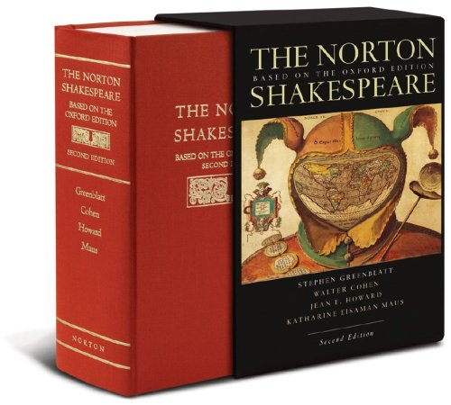 Norton Shakespeare  2nd 2008 9780393068016 Front Cover