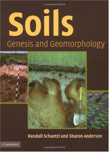 Soils Genesis and Geomorphology  2005 edition cover