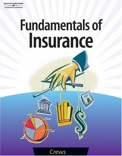 Fundamentals of Insurance   2003 9780538432016 Front Cover