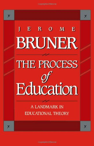 Process of Education  2nd 1977 (Revised) edition cover