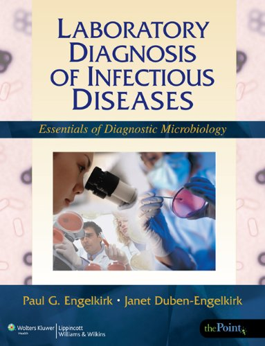 Laboratory Diagnosis of Infectious Diseases Essentials of Diagnostic Microbiology  2007 9780781797016 Front Cover