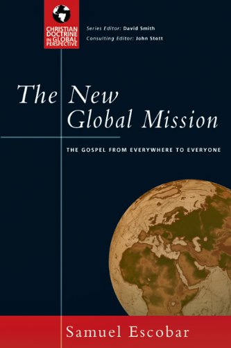 New Global Mission The Gospel from Everywhere to Everyone  2003 edition cover