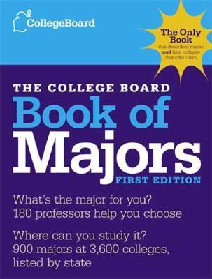 College Board Book of Majors  2004 9780874477016 Front Cover