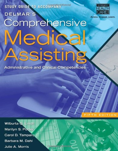 Medical Assisting Administrative and Clinical Competencies 5th 2014 edition cover