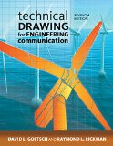 Technical Drawing and Engineering Communication:   2015 edition cover