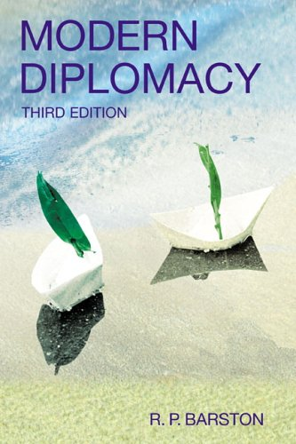 Modern Diplomacy  3rd 2006 (Revised) 9781405812016 Front Cover