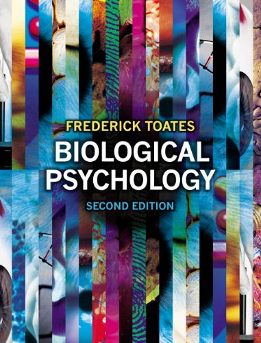 Biological Psycology  2nd 2007 9781405854016 Front Cover