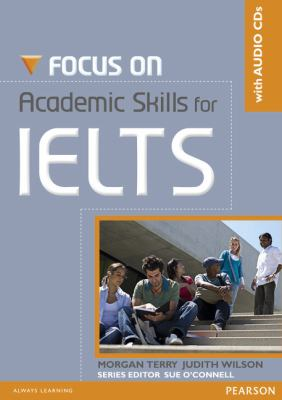 Focus on Academic Skills for IELTS   2010 edition cover