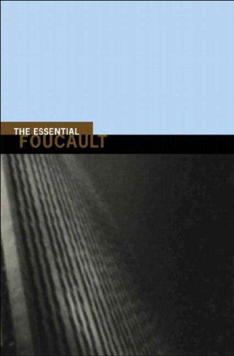Essential Foucault   2003 edition cover