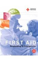 American Red Cross First Aid: Responding to Emergencies 3rd 2001 edition cover