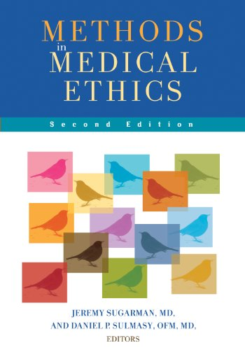 Methods in Medical Ethics  2nd 2013 (Revised) edition cover