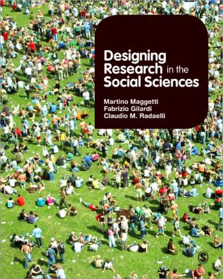 Designing Research in the Social Sciences   2013 edition cover