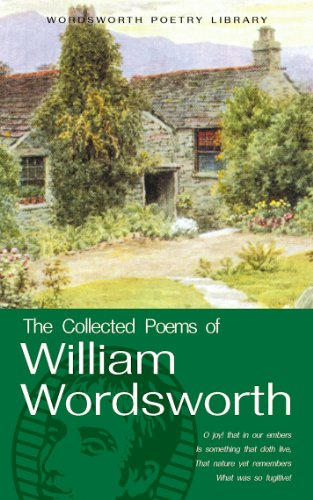 Collected Poems of William Wordsworth   1994 edition cover