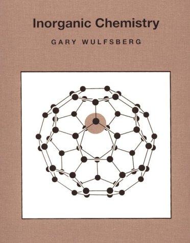 Inorganic Chemistry   2000 edition cover