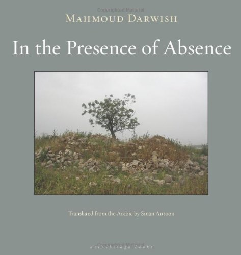 In the Presence of Absence   2011 9781935744016 Front Cover