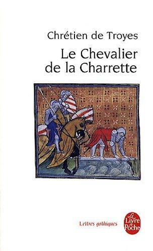 LE CHEVALIER DE LA CHARRETTE 1st edition cover