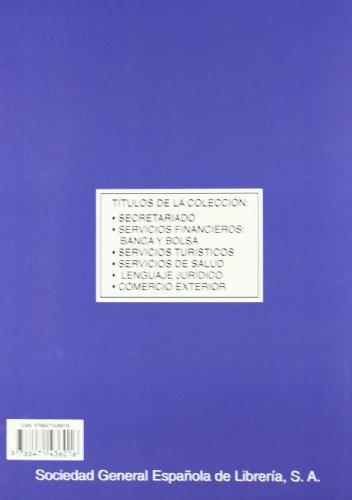 Espanol por Profesiones Lenguaje Juridico  1997 edition cover