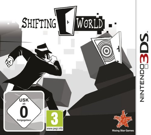Shifting Worlds (3DS) Nintendo 3DS artwork