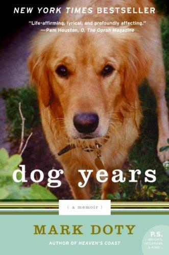 Dog Years A Memoir N/A 9780061171017 Front Cover