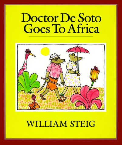 Doctor de Soto Goes to Africa  N/A edition cover